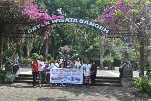 Paket Wisata dari Magelang / Semarang / Jogja / Solo / Temanggung / Wonosobo / Purwokerto / Purbalingga / Banjarnegara / Sragen ke Bali 5 Hari 2 Malam