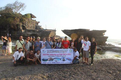 Family Gathering KSP RUKUN Purbalingga | Trip Bali